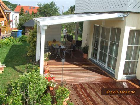 Terrasse 1 Meter Hoch by Terrassen Balkone Holz Arbeit De