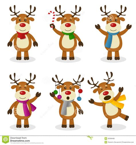 christmas animals animated characters clipart clipart suggest