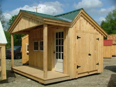 playhouse shed plans new potting fort with porch 12x12 diy plans storage