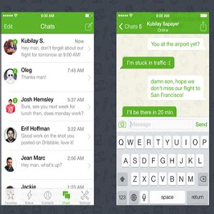 whatsapp layout whatsapp for ios has now been enhanced with 3d touch and