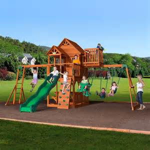 Best Backyard Swing Sets Backyard Playground And Swing Sets Ideas Backyard Play