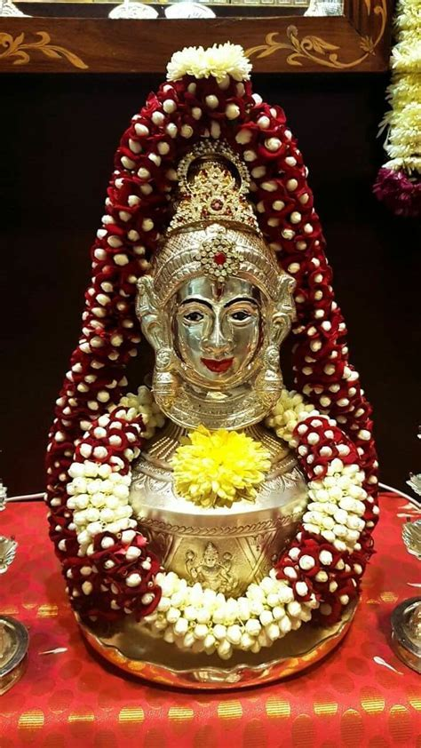 19 best varalakshmi pooja decoration images on Pinterest