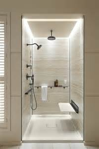 bathroom shower ideas pictures top 25 best shower lighting ideas on pinterest master