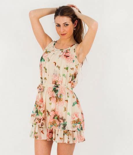 vestito a fiori vestito a fiori corto