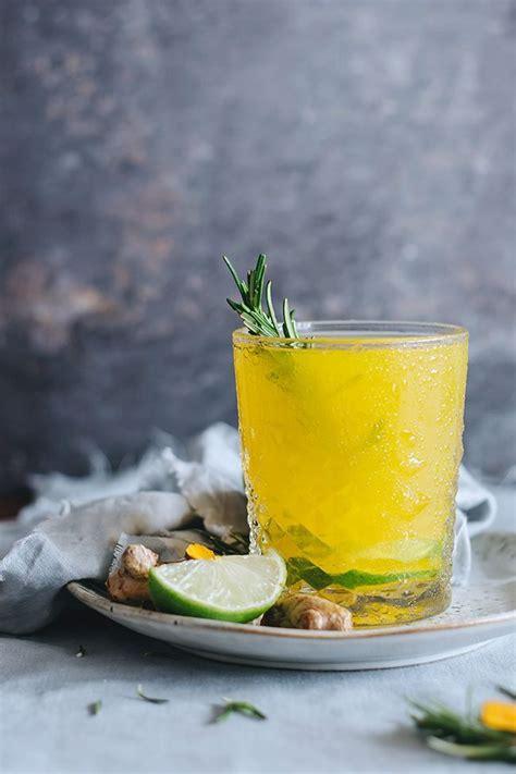 Boisson Detox Curcuma by Cozy Turmeric Lemonade For Digestive Relief Recette