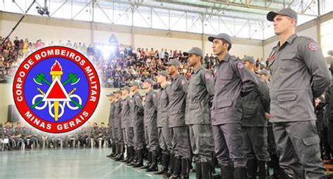concurso bombeiro militar mg 2016 salario concurso soldado bombeiro minas gerais 2013 800 vagas