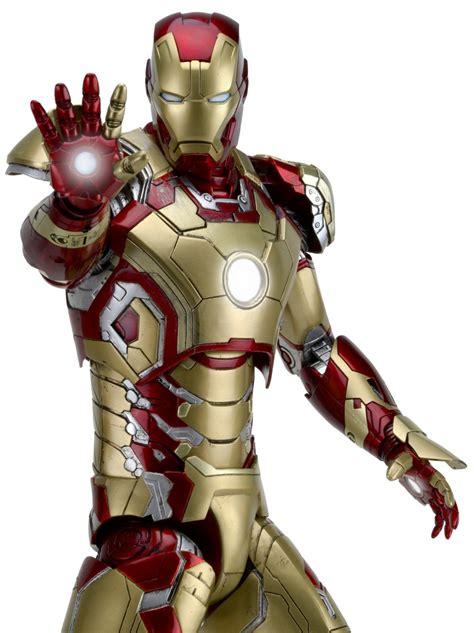 neca iron man scale iron man mark toyark