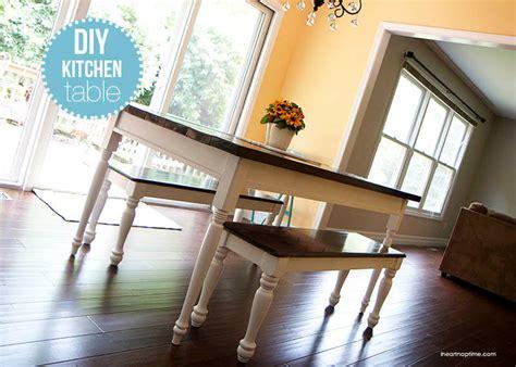 diy farmhouse kitchen table diy farmhouse kitchen table i nap