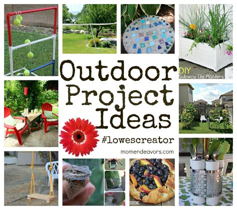 outdoor craft projects outdoor crafts