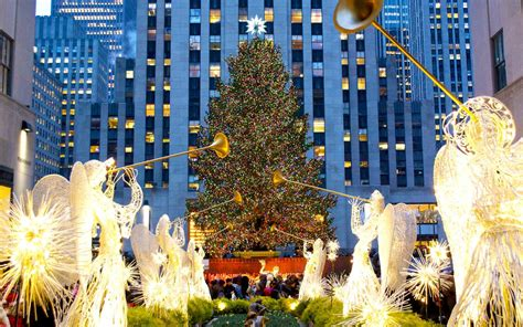 rockefeller center announces date of christmas tree