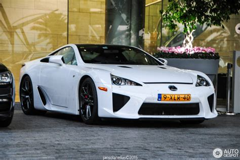 lexus lfa 2016 black lexus lfa edition 5 january 2016 autogespot