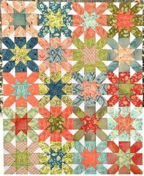 Starburst Quilt Block by Starburst Cross Block Quilt Favequilts