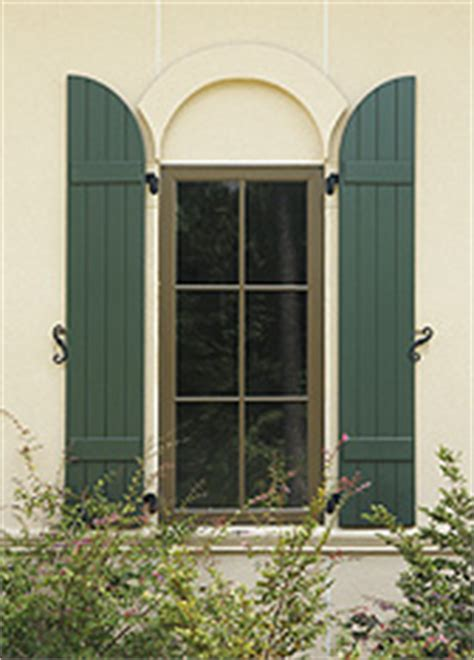 shutters accent building products home page composite shutters atlantic classic collection exterior