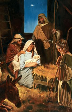lds quotes about jesus birth quotesgram