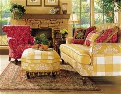yellow and grey check chair raspberries sofas and bananas on