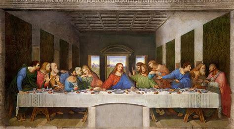 The Last Dinner l ultima cena leonardo da vinci 183 la pagina di san paolo