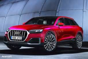new audi q8 to become flagship luxury suv in new range