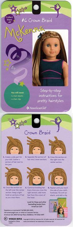 Hairstyle Books For Dolls by American Hair Styles On Doll Hairstyles