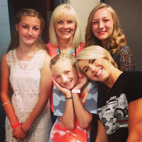 derek houghs sister sharee hough slc sharee 07192014 move live on tour fans