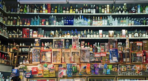 Grand Central Market Gift Card - grand central public market liquor display stacked on shelves los angeles ca