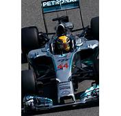 Lewis Hamilton Tops Time Sheets In Third Bahrain Testing