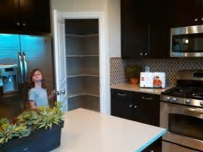 corner kitchen pantry ideas corner kitchen pantry remodel project