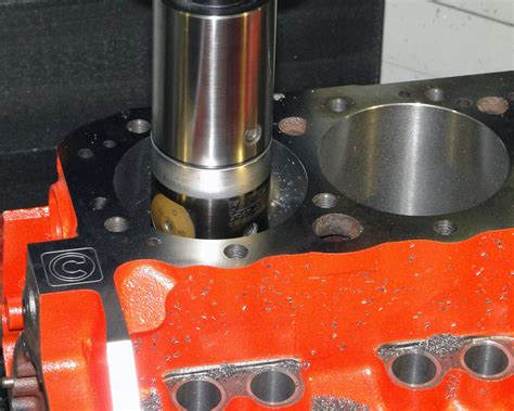 Cylinder Bore A560 5 Axis Cnc Articulating Porting Machine High