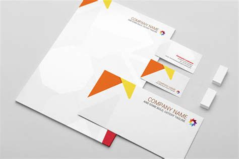 business card letterhead envelope mockup weekly free resources for designers and developers