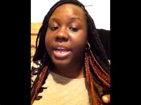 xpressions braiding hair box braids 30 review xpressions braiding hair box braids youtube