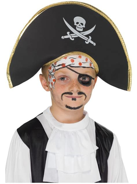 buy captain boy s captain pirate hat buy at funidelia
