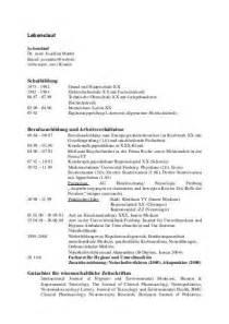 Lebenslauf Berufsausbildung Vorlage Lebenslauf B Ulmato De