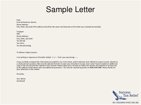 business closing letter to irs how to write letters to the irs best opinion like slot