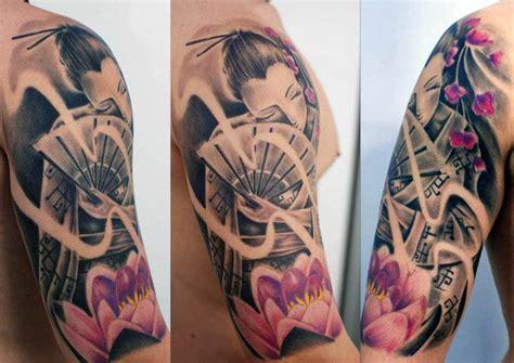 tattoo geisha braccio significato tatuaggi geisha significato e foto