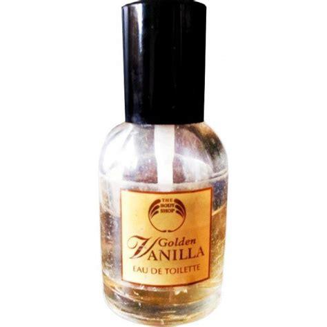 Parfum The Shop Vanilla by The Shop Golden Vanilla Duftbeschreibung Und