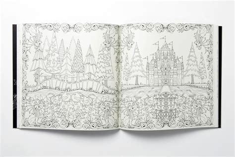 secret garden coloring book review johanna basford enchanted forest secret garden addictive