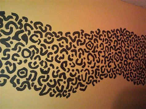 buat testing doang cheetah print stickers for wall