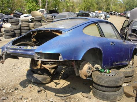 porsche junk yards found a 911t in a local junk yard pelican parts