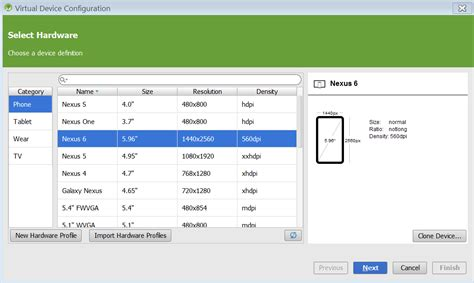 tutorial android virtual device android application tutorial appyware create android