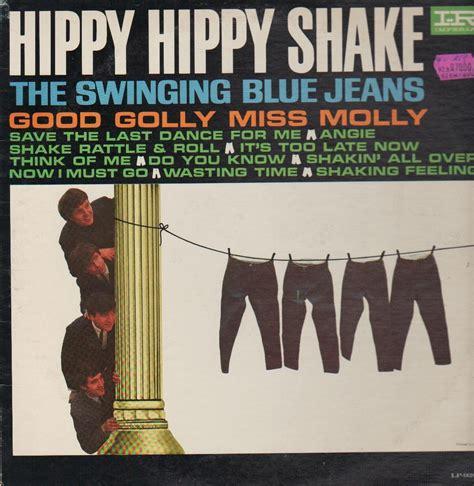 Swinging Blue Jeans Hippy Hippy Shake Records Lps Vinyl