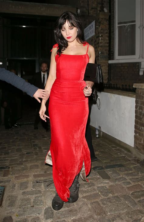 daisy lowe 2015 gq men of the year awards in london daisy lowe arrives at gq men of the year awards after