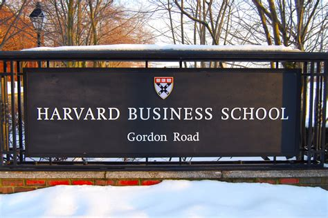 Bu Mba Admissions Deadline by Hbs Holds 2 2 Program Information Session Metromba