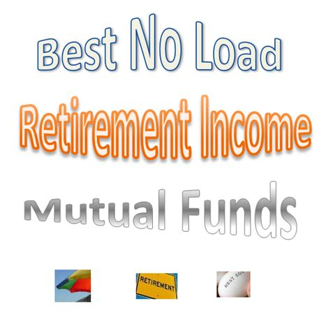best retirement funds best no load retirement income balanced funds 2013