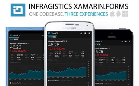xamarin forms forms 1 developers io announcing infragistics xamarin forms infragistics blog