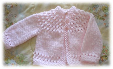 knitting patterns for baby sweaters pretty baby sweater knitting bee