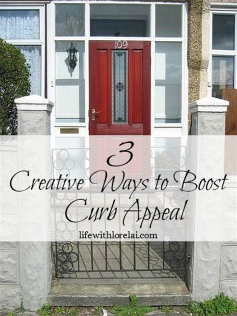 creative curb appeal 3 creative ways to boost curb appeal with lorelai