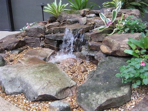 pondless backyard waterfall backyard ponds etc