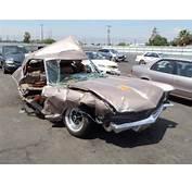 Rebuildable 1965 BUICK RIVIERA For Sale In CA  COLTON