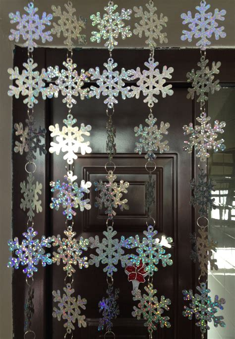 pvc free christmas lights free shipping christmas interior decoration snowflake