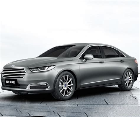New Ford Taurus by 2018 Ford Taurus Release Date Redesign Changes
