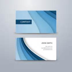 blue business card corporate blue business card vector graphic abstract